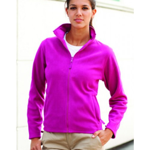 H851 Ladies Micro Fleece Jacket - from category Fleeces (Union ...