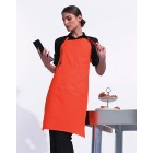 PR154 Colours Bib Apron With Pocket*