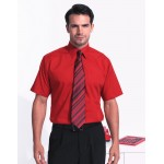 PR202 Short Sleeved Poplin Shirt
