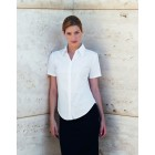 SS110 Lady Short Sleeved Oxford Shirt