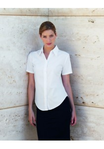 Formalwear - SS110 Lady Short Sleeved Oxford Shirt