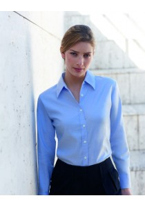 Formalwear - SS111 Lady Long Sleeved Oxford Shirt