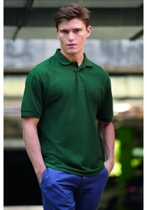 Polo Shirts - SS25M FOL Poly/Cotton Unisex Polo Shirt