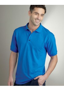 Polo Shirts - GD40 Gildan Adult Jersey Polo