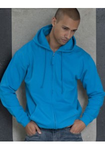 Universiy Hoodies - JH050 AWDIS Mens Unisex Zoodie