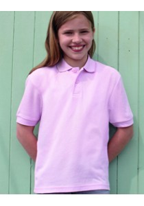 Children's Wear - SS25B Children's FOL Polo Shirt